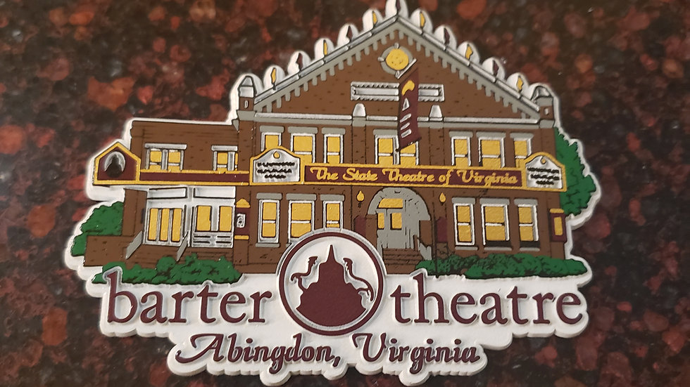 Barter Theatre Flexible Magnet