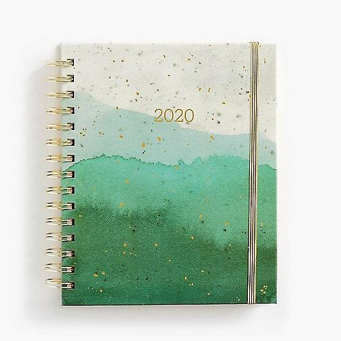 2020 Watercolor Planner