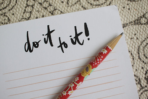 Do It To It Notepad