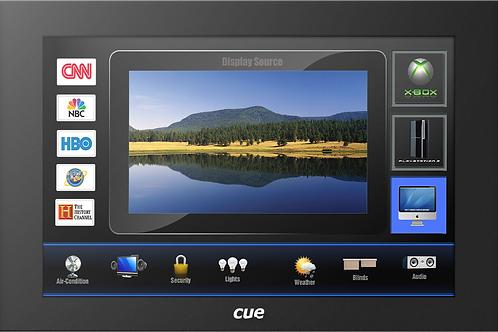 touchCUE-7-B Innbyggingsmodell