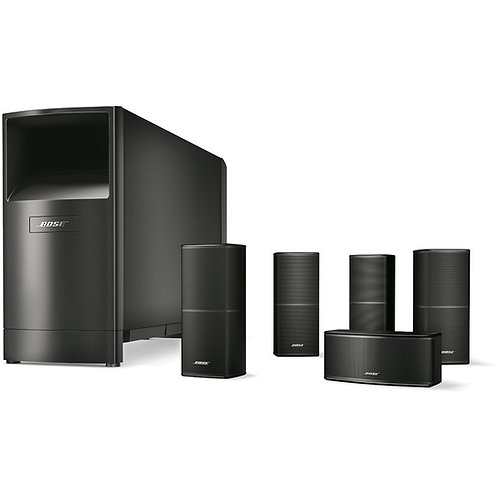 Bose Acoustimass® 10 Series V home cinema speaker system