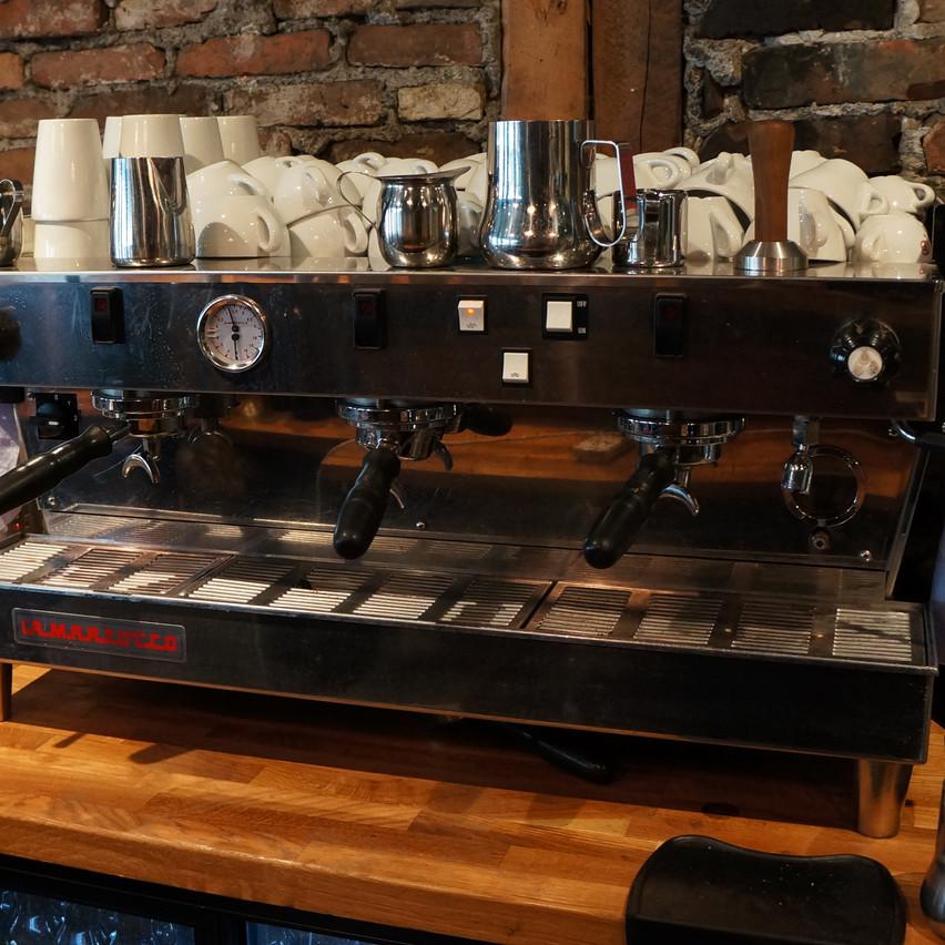 Vågal_Kaffe_maskin