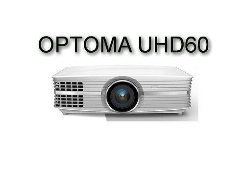 Optoma UHD60 Nyhet!
