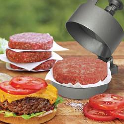 best sale aluminum hamburger press