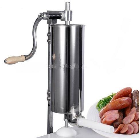 מכשיר למילוי נקניקיות - 3 ליטר