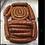 "Thumbnail: כשר בד""ץ לונדון והרבנות הראשית לישראל - שרוול קולגן למילוי נקניקיות  30 מ""מ"