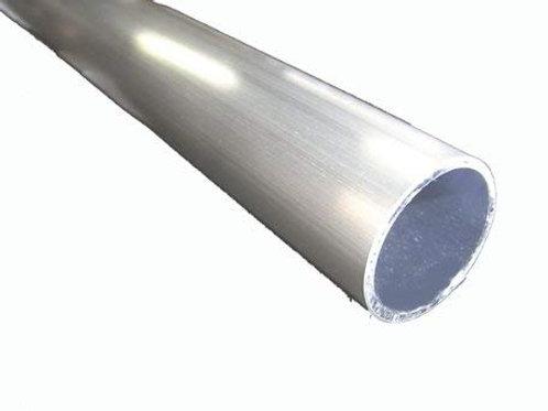 アルミパイプ 直径20ミリ肉厚1.5ミリ 長さ5センチから200センチまで1センチ単位で寸法指定して購入できます(価格は1センチあたり)