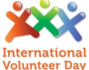 International Volunteer Day 2015