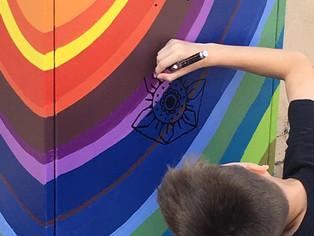 Sincil Bank Community Art Trail Now COMPLETE!