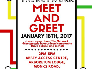 The Network Meet and Greet