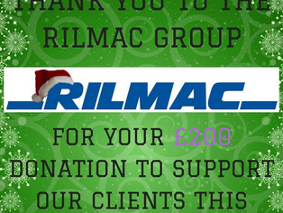 Thank You Rilmac!