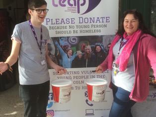 Bag Packing Fundraiser Raises £187!