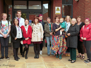 Sincil Bank Community Art Trail Launches!
