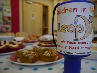 In pictures: LEAP Cake and Coffee Morning for Children In Need