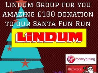 Thank You Lindum!