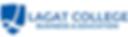 lagat college blue logo (1).png
