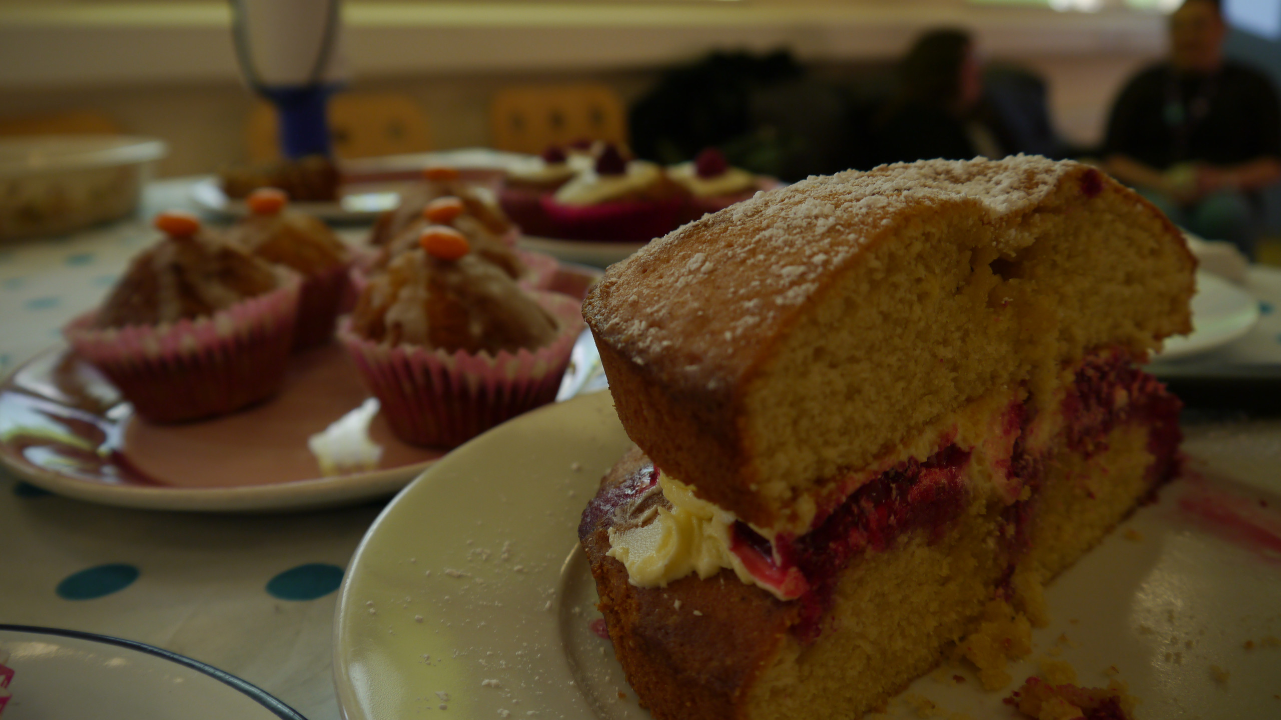 Cake morning for Children In Need