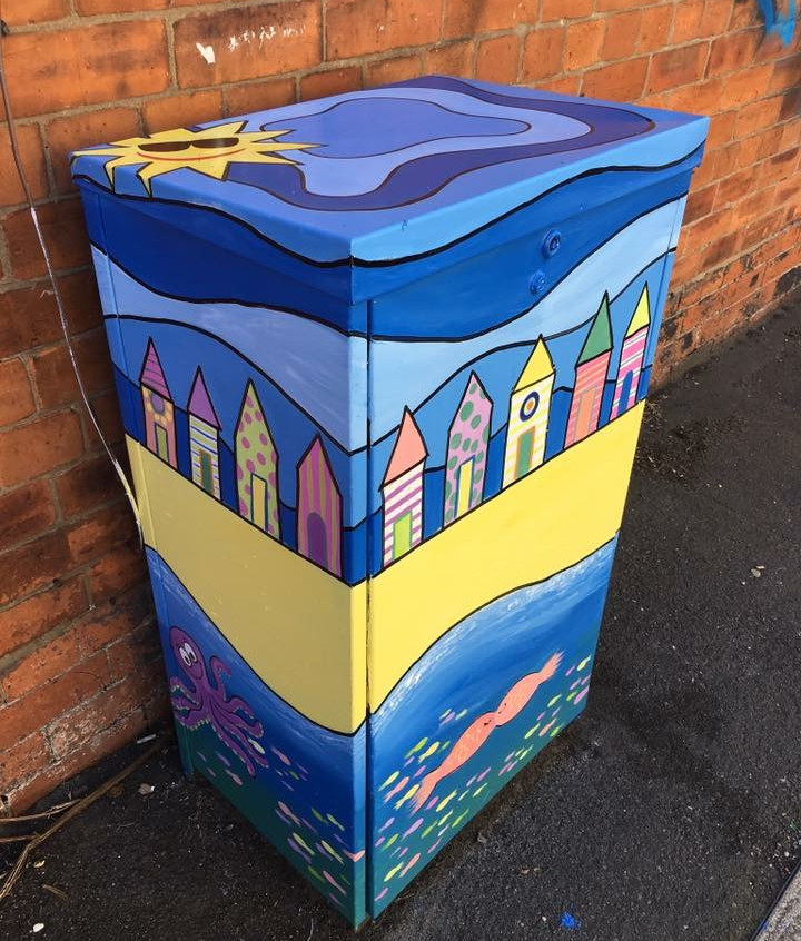 Sincil Bank Art Project Now COMPLETE