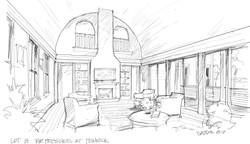 14 Fenwick  interior
