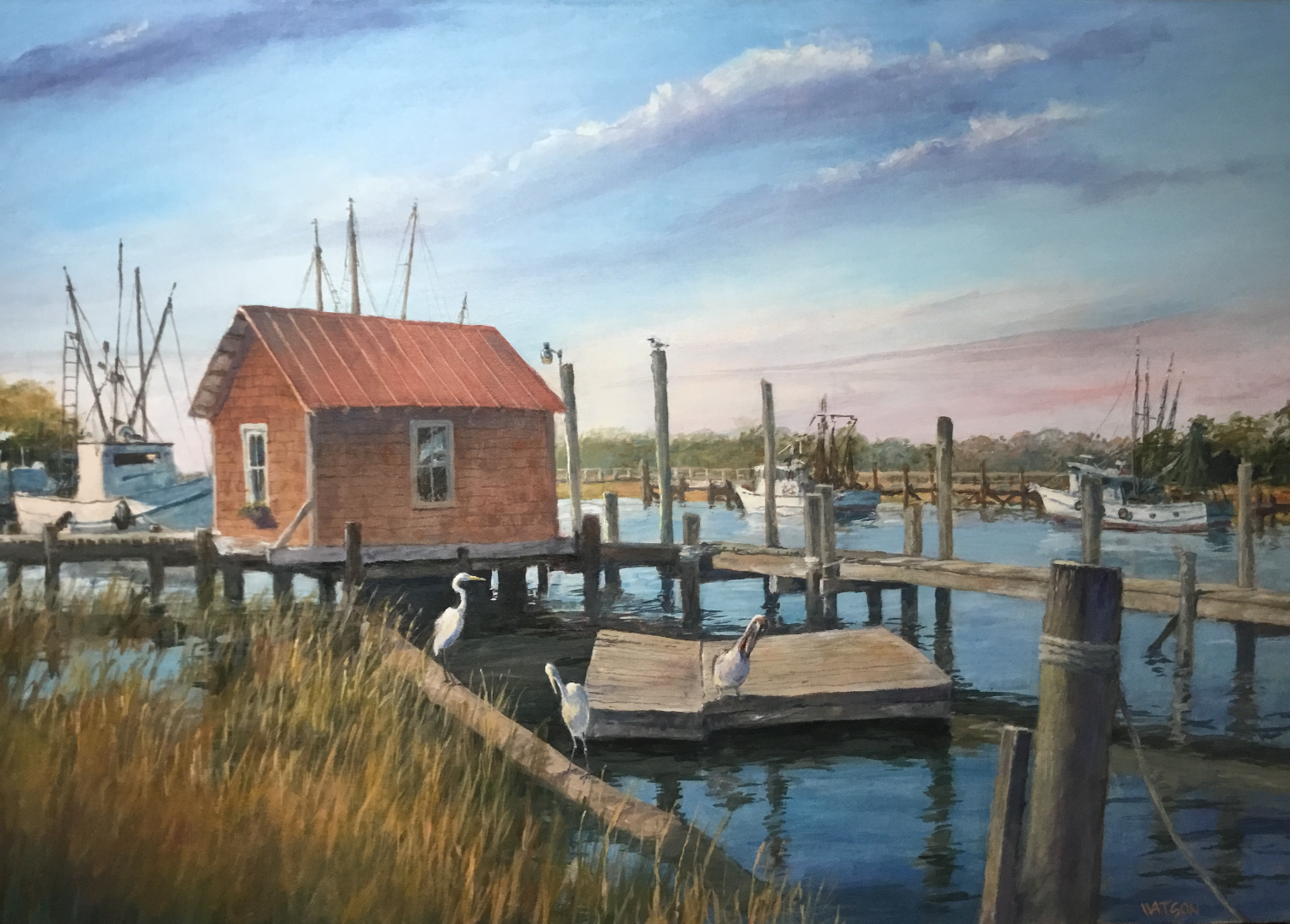 Shem Creek Shack