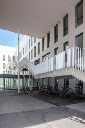 Pôle Médical CHU St Etienne