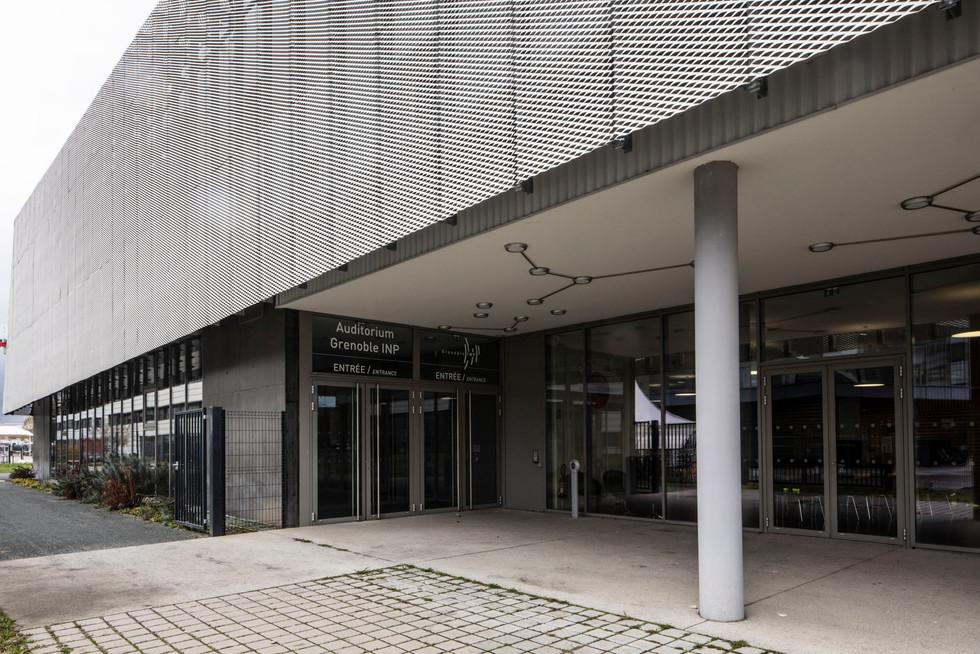 Phelma Minatec 2 – Extension et Amphithéâtre