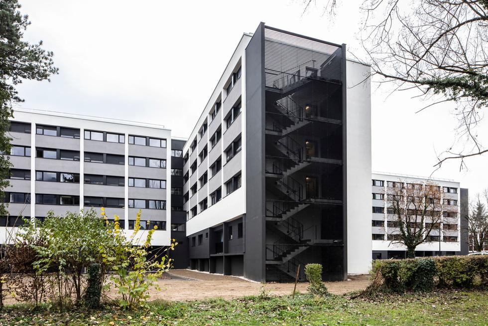 Résidence Universitaire Gabriel Faure