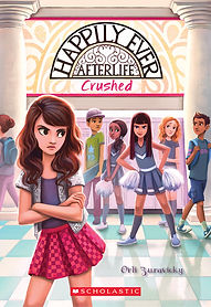 Happily Ever Afterlife Crushed book