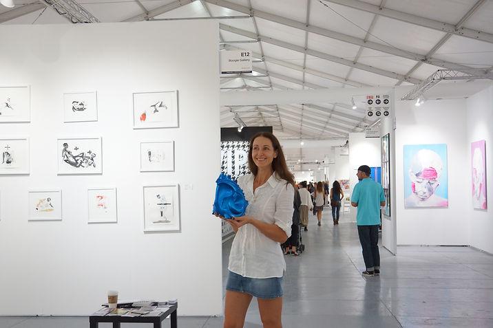 Miami Art Week 2017 Scope