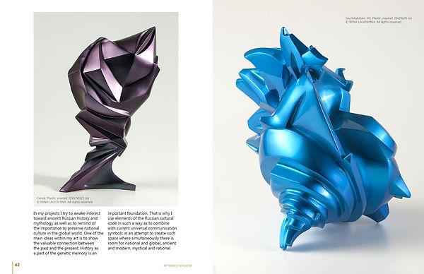 russian sculpturer, art, russian art,Ирина Лагошина интервью, ИринаЛагошина