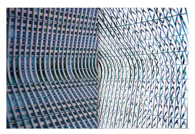 Untitled | Peeled Photograph+Original Photograph | 100x110cm | 2015