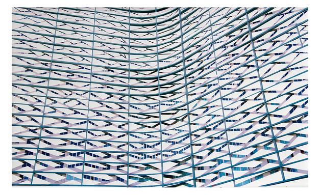 Untitled | Peeled Photograph | 55x90cm | 2016