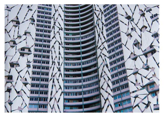 Untitled | Peeled Photograph | 20x30cm | 2015