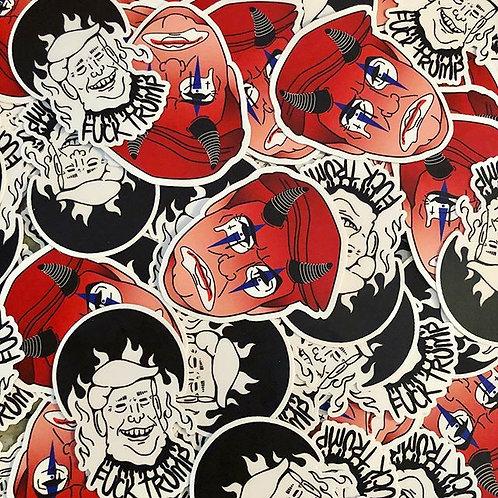 2 Pack Sticker