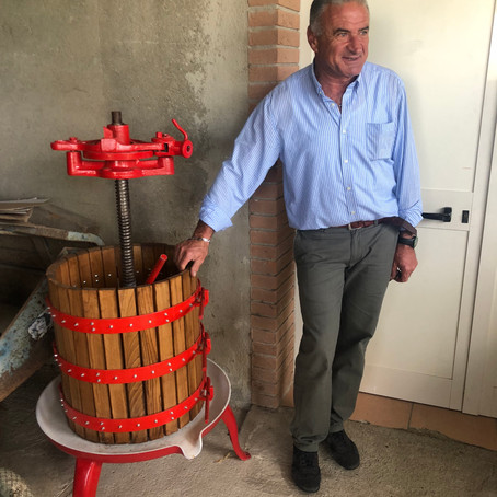 Meet the Winemakers: Azienda Agricola Boccella