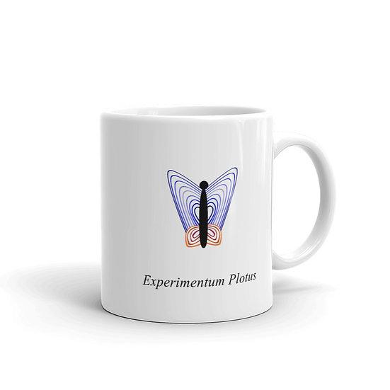 Datavizbutterfly - Experimentum Plotus - Mug