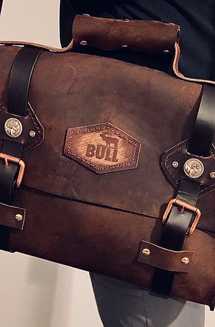 Cowpoke Bag - SOLD