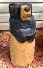 Chainsaw Bear