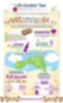 sales infographic for Nomacorc cork manufacturer