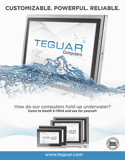 Teguar computers poster