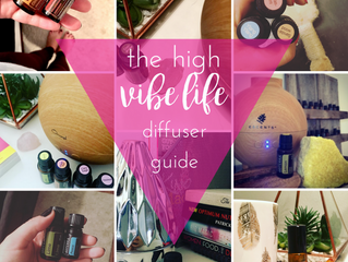 the high vibe life diffuser guide
