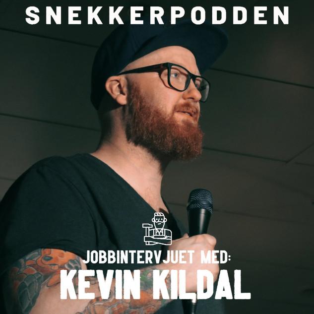 Jobbintervju: Kevin Kildal