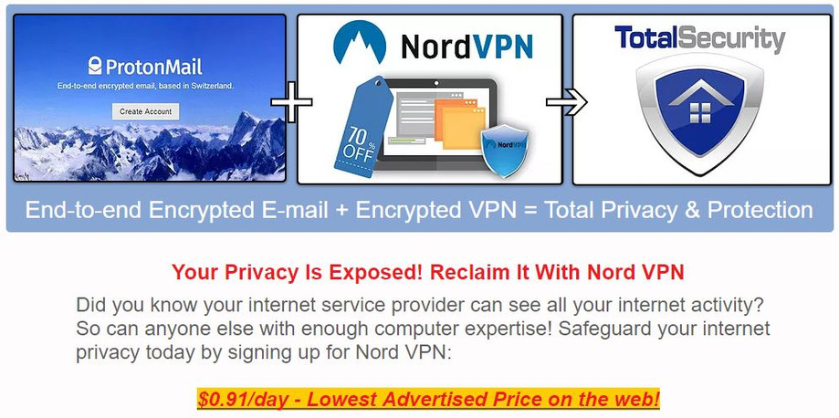 Add an encrypted VPN to your defenses!
