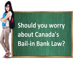 Canada's bail in law