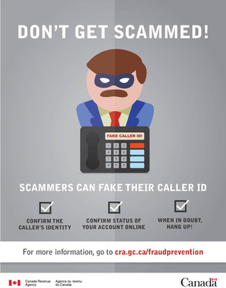 Requests for information from the CRA or IRS