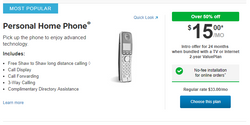 Shaw Home Phone