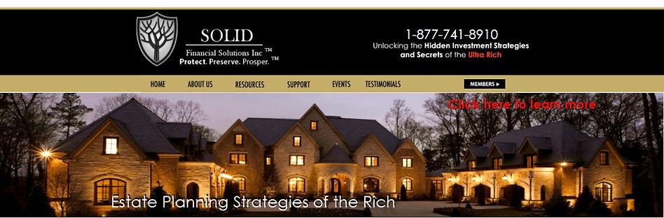 Visit Solid Financial Solutions website