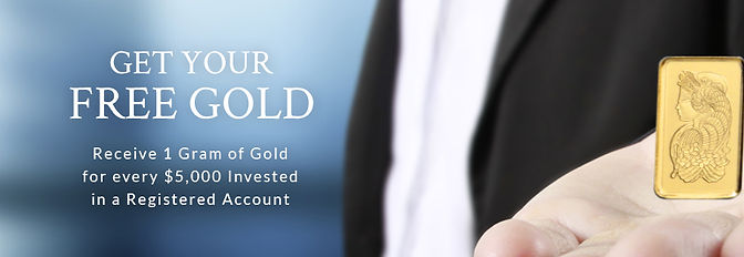 Learn about Gold & Silver for registered accounts