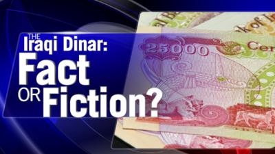 NESARA, Qanon, and the Iraqi Dinar Scams