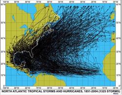 NOAA Hurricane Tracker - CostaRica 2